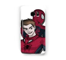 The Man Behind Spider-Man Samsung Galaxy Case/Skin