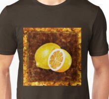 Lemon Decorative Painting Unisex T-Shirt
