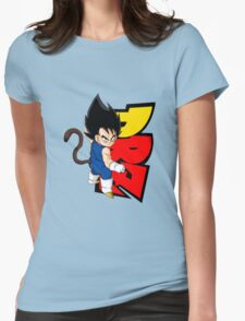 YOUNG VEGETA Womens Fitted T-Shirt