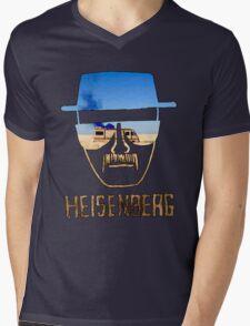 Heisenberg  Mens V-Neck T-Shirt