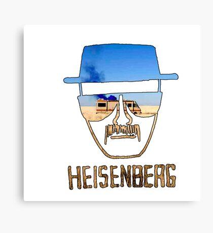 Heisenberg  Canvas Print