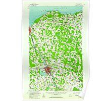 New York NY Fulton 138084 1956 62500 Poster