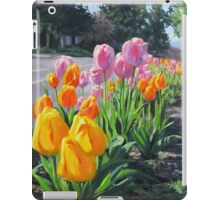 Street Tulips iPad Case/Skin