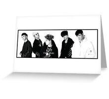 BIGBANG MADE Greeting Card