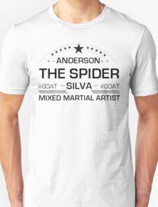 Anderson Silva (WL) Unisex T-Shirt