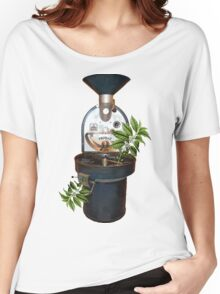 Coffee Roaster Women's Relaxed Fit T-Shirt