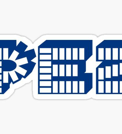 PEZ vintage Sticker