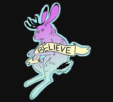 Believe in the Jackalope Unisex T-Shirt