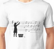 Making more music Unisex T-Shirt