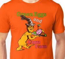 Green Eggs and Rum Ham Unisex T-Shirt