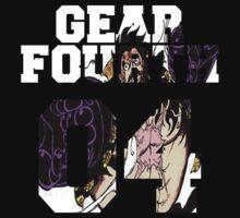 Luffy gear 4 by Saitama 67