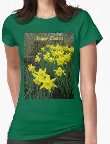 Easter Daffodils - Greeting Card T-Shirt