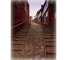 Stepcote Hill Photographic Print