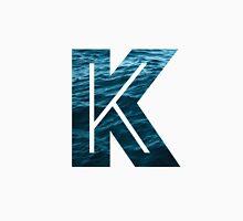 """The Letter """"K"""" Ocean Unisex T-Shirt"""