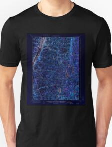 New York NY Troy 144363 1928 62500 Inverted T-Shirt