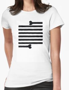 (Very) Long Bone Womens Fitted T-Shirt