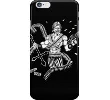 HP Lovecraft's Mad Arab Death Metal Style iPhone Case/Skin