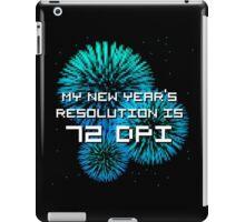New Rez iPad Case/Skin