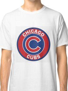 Chicago Cubs Logo NL Classic T-Shirt