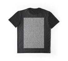 Bee Script Black Graphic T-Shirt