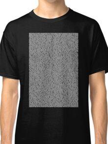 Bee Script Black Classic T-Shirt