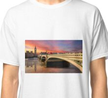 London Sunset Classic T-Shirt