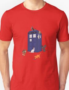 Doctor Who: Cats T-Shirt