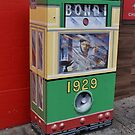 Bondi Junction Box,Australia 2015 by muz2142