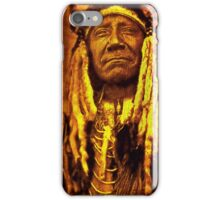 Chief Two Moons iPhone Case/Skin