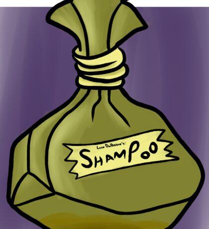 ShamPoo  Sticker