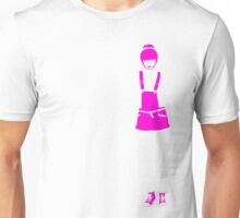 Simply Magenta Unisex T-Shirt