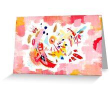 Cosmic Cyclone (2016) Greeting Card