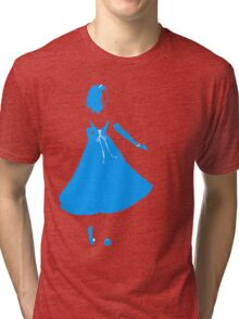 Simply Blue Tri-blend T-Shirt