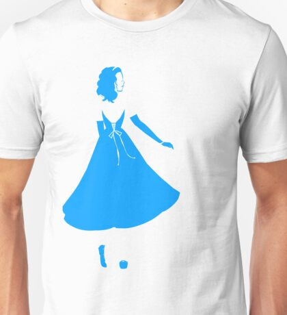 Simply Blue Unisex T-Shirt