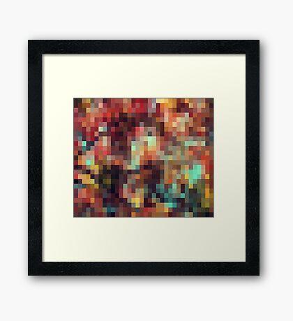 Nature Pixels No.11 Framed Print
