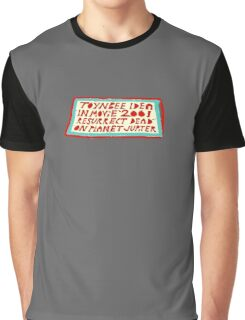 Toynbee Idea Mystery Time Graphic T-Shirt