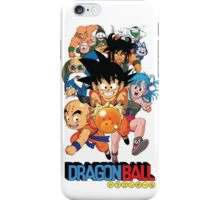 Dragonball iPhone Case/Skin