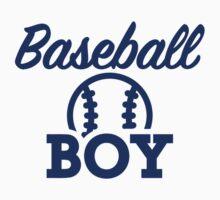 Baseball boy by Designzz