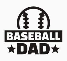 Baseball dad by Designzz