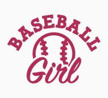 Baseball girl by Designzz