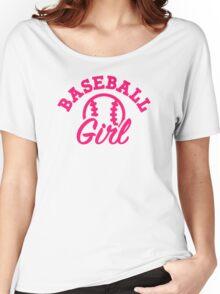 Baseball girl Women's Relaxed Fit T-Shirt