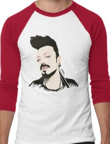 boy george culture club Men's Baseball ¾ T-Shirt