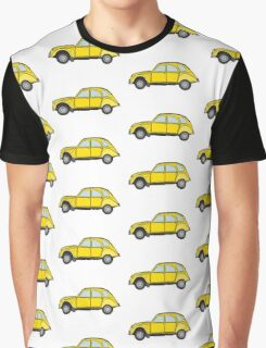 Citroen 2CV Graphic T-Shirt