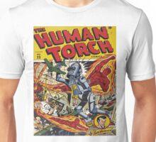 The Human Torch Unisex T-Shirt