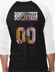 Donquixote Doflamingo Men's Baseball ¾ T-Shirt