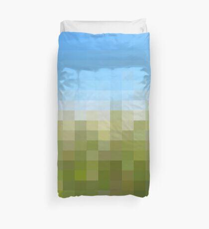 Nature Pixels No 29 Duvet Cover