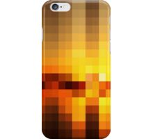 Nature Pixels No 19  iPhone Case/Skin