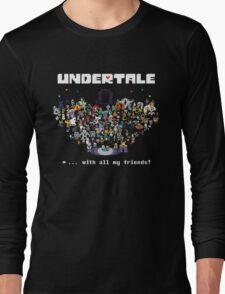 Monster Friends - Undertale Long Sleeve T-Shirt