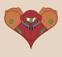 Samus Heart by VicNeko