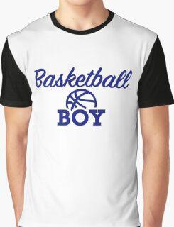 Basketball boy Graphic T-Shirt